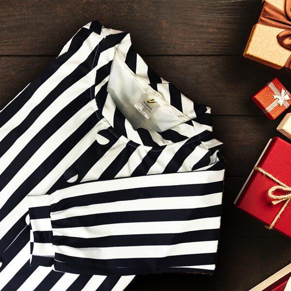 stripe-maxi-dress