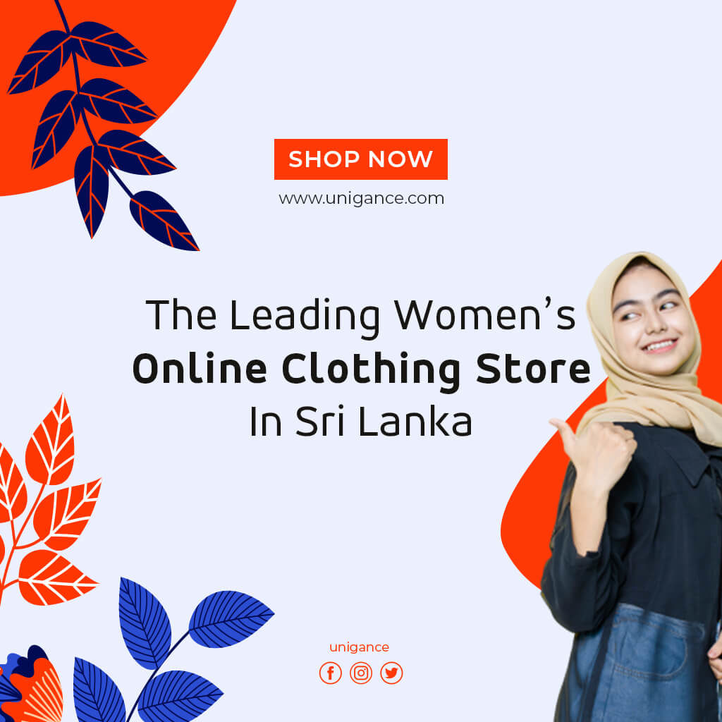 The Leading Women's Online Clothing Store In Sri Lanka